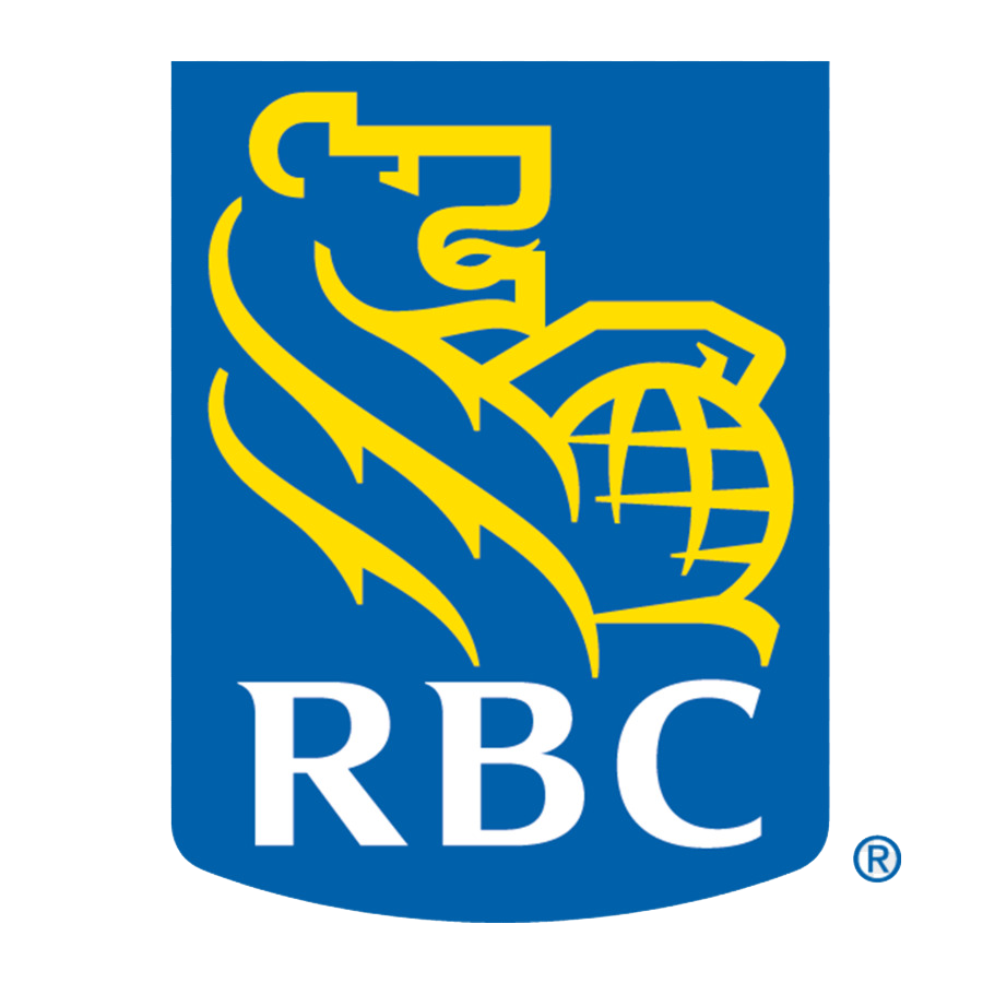 RBC logo fixed background