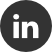 grey icon linkedin