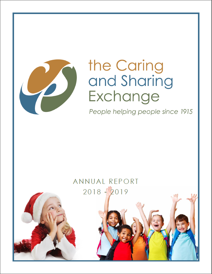 2018 2019 Annual Report Title Page