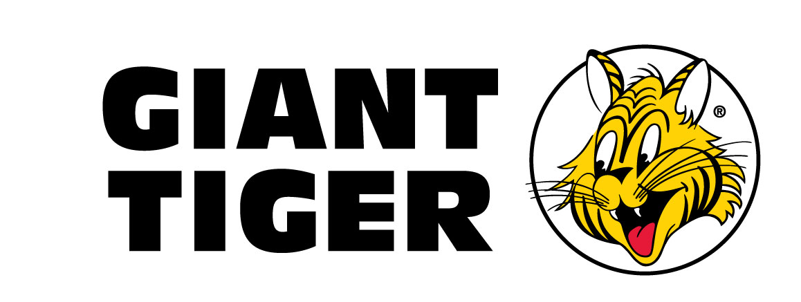 Giant tiger logo en