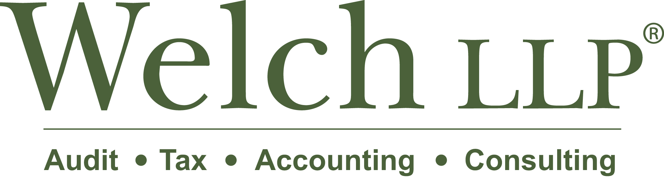 Welch LLP - Audit, Tax, Accounting, Consulting (logo)